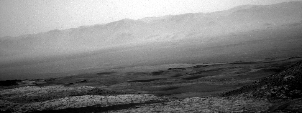 Nasa's Mars rover Curiosity acquired this image using its Right Navigation Camera on Sol 2686, at drive 0, site number 79