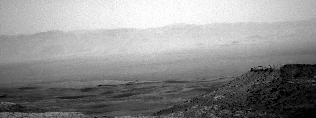 Nasa's Mars rover Curiosity acquired this image using its Right Navigation Camera on Sol 2689, at drive 0, site number 79