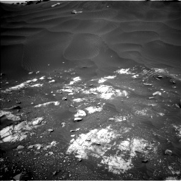 Nasa's Mars rover Curiosity acquired this image using its Left Navigation Camera on Sol 2691, at drive 12, site number 79