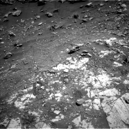 Nasa's Mars rover Curiosity acquired this image using its Left Navigation Camera on Sol 2691, at drive 36, site number 79