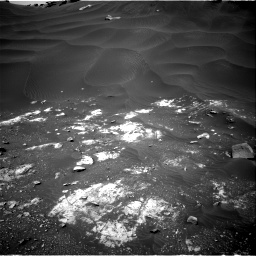 Nasa's Mars rover Curiosity acquired this image using its Right Navigation Camera on Sol 2691, at drive 6, site number 79