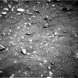 Nasa's Mars rover Curiosity acquired this image using its Right Navigation Camera on Sol 2691, at drive 18, site number 79