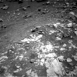 Nasa's Mars rover Curiosity acquired this image using its Right Navigation Camera on Sol 2691, at drive 36, site number 79