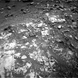 Nasa's Mars rover Curiosity acquired this image using its Right Navigation Camera on Sol 2691, at drive 42, site number 79