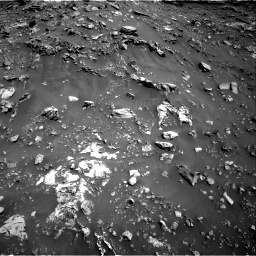 Nasa's Mars rover Curiosity acquired this image using its Right Navigation Camera on Sol 2691, at drive 78, site number 79