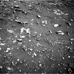 Nasa's Mars rover Curiosity acquired this image using its Right Navigation Camera on Sol 2691, at drive 84, site number 79
