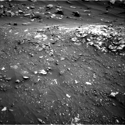 Nasa's Mars rover Curiosity acquired this image using its Right Navigation Camera on Sol 2691, at drive 162, site number 79