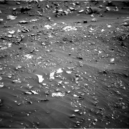 Nasa's Mars rover Curiosity acquired this image using its Right Navigation Camera on Sol 2691, at drive 192, site number 79