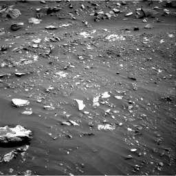 Nasa's Mars rover Curiosity acquired this image using its Right Navigation Camera on Sol 2691, at drive 198, site number 79