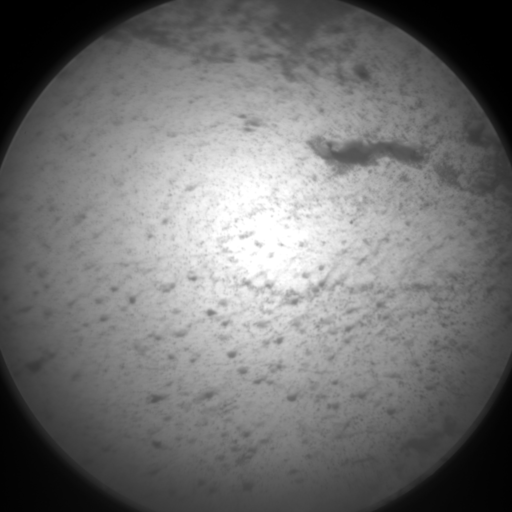 Nasa's Mars rover Curiosity acquired this image using its Chemistry & Camera (ChemCam) on Sol 2692, at drive 228, site number 79