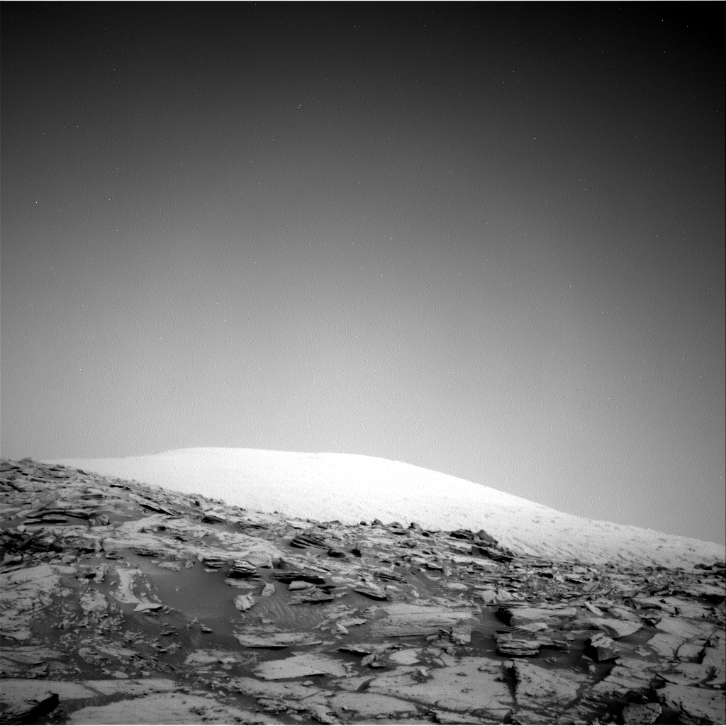 Nasa's Mars rover Curiosity acquired this image using its Right Navigation Camera on Sol 2692, at drive 252, site number 79