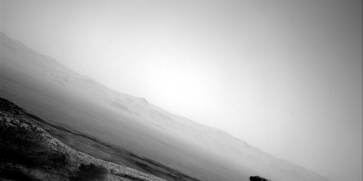 Nasa's Mars rover Curiosity acquired this image using its Right Navigation Camera on Sol 2693, at drive 252, site number 79