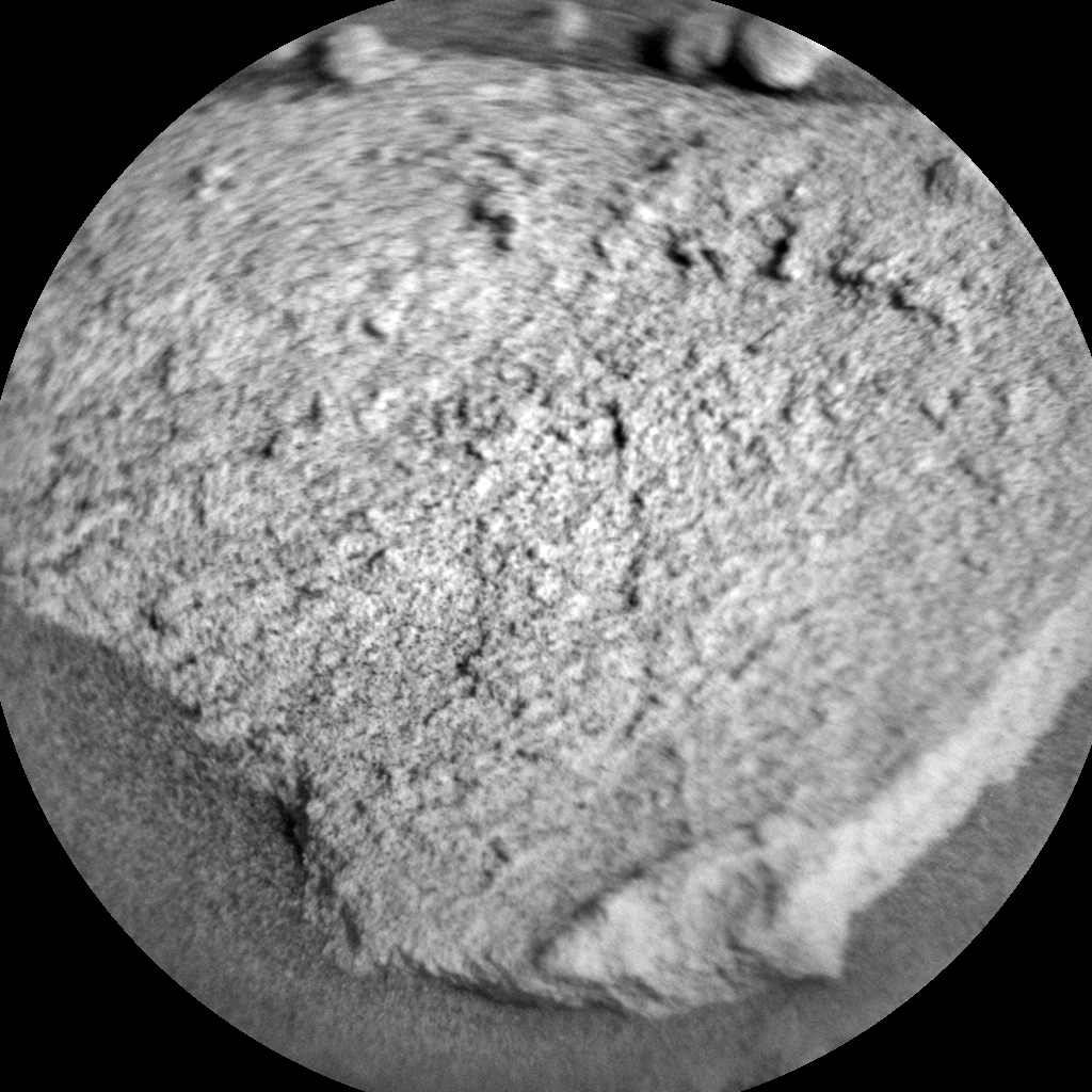 Nasa's Mars rover Curiosity acquired this image using its Chemistry & Camera (ChemCam) on Sol 2693, at drive 294, site number 79