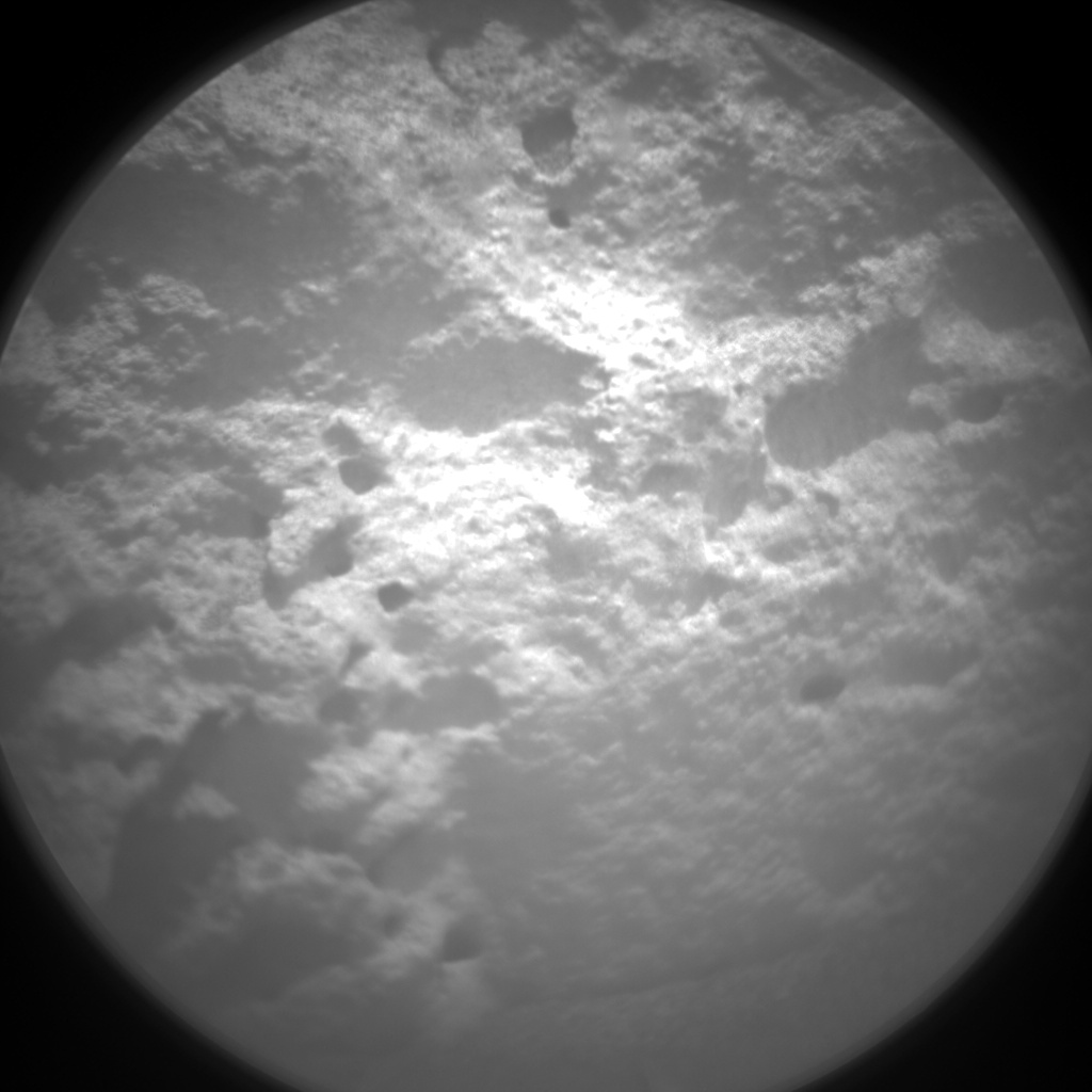 Nasa's Mars rover Curiosity acquired this image using its Chemistry & Camera (ChemCam) on Sol 2694, at drive 294, site number 79