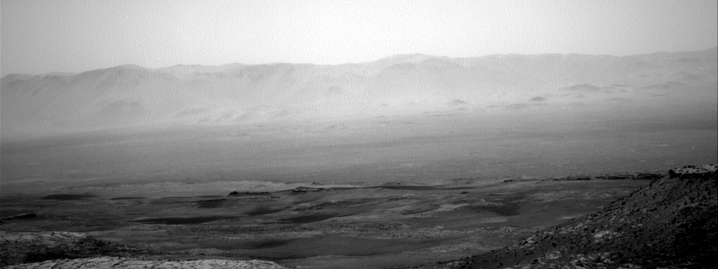 Nasa's Mars rover Curiosity acquired this image using its Right Navigation Camera on Sol 2695, at drive 294, site number 79