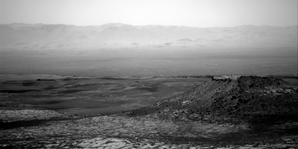 Nasa's Mars rover Curiosity acquired this image using its Right Navigation Camera on Sol 2698, at drive 360, site number 79