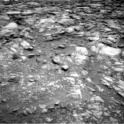 Nasa's Mars rover Curiosity acquired this image using its Right Navigation Camera on Sol 2698, at drive 438, site number 79