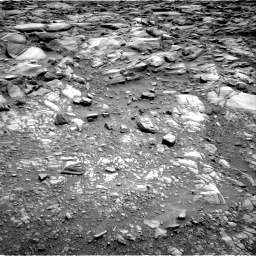 Nasa's Mars rover Curiosity acquired this image using its Right Navigation Camera on Sol 2698, at drive 444, site number 79