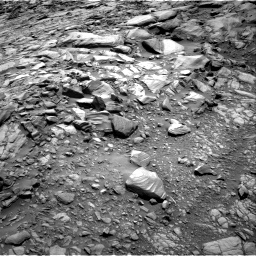 Nasa's Mars rover Curiosity acquired this image using its Right Navigation Camera on Sol 2698, at drive 462, site number 79