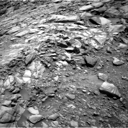 Nasa's Mars rover Curiosity acquired this image using its Right Navigation Camera on Sol 2698, at drive 468, site number 79
