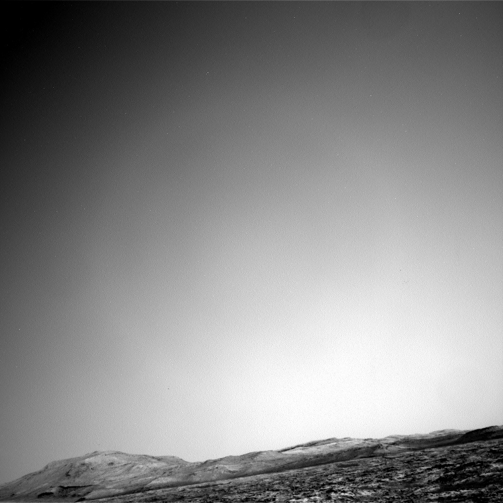 Nasa's Mars rover Curiosity acquired this image using its Right Navigation Camera on Sol 2699, at drive 474, site number 79
