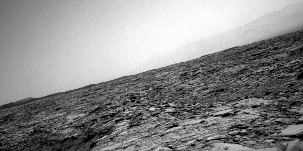 Nasa's Mars rover Curiosity acquired this image using its Right Navigation Camera on Sol 2700, at drive 474, site number 79