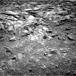 Nasa's Mars rover Curiosity acquired this image using its Right Navigation Camera on Sol 2700, at drive 492, site number 79