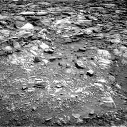 Nasa's Mars rover Curiosity acquired this image using its Right Navigation Camera on Sol 2700, at drive 498, site number 79