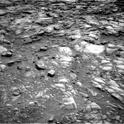Nasa's Mars rover Curiosity acquired this image using its Right Navigation Camera on Sol 2700, at drive 510, site number 79
