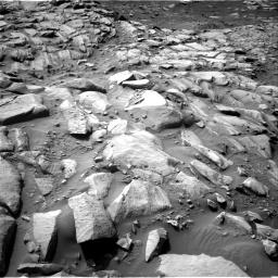 Nasa's Mars rover Curiosity acquired this image using its Right Navigation Camera on Sol 2700, at drive 564, site number 79