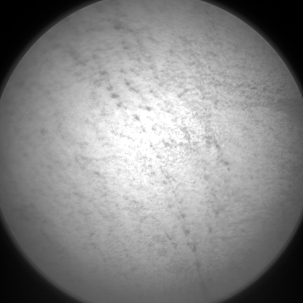 Nasa's Mars rover Curiosity acquired this image using its Chemistry & Camera (ChemCam) on Sol 2701, at drive 588, site number 79