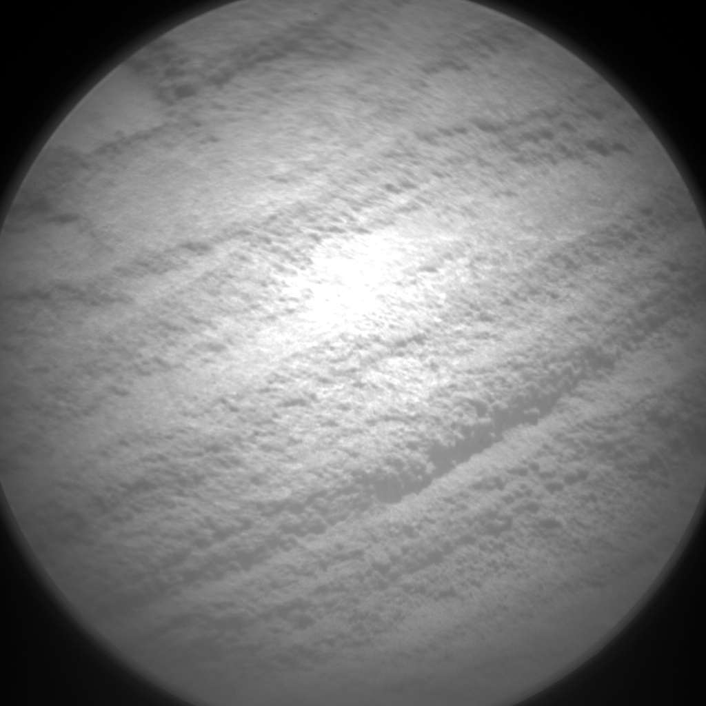 Nasa's Mars rover Curiosity acquired this image using its Chemistry & Camera (ChemCam) on Sol 2702, at drive 588, site number 79