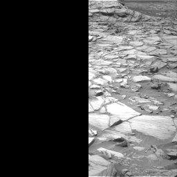 Nasa's Mars rover Curiosity acquired this image using its Right Navigation Camera on Sol 2702, at drive 618, site number 79