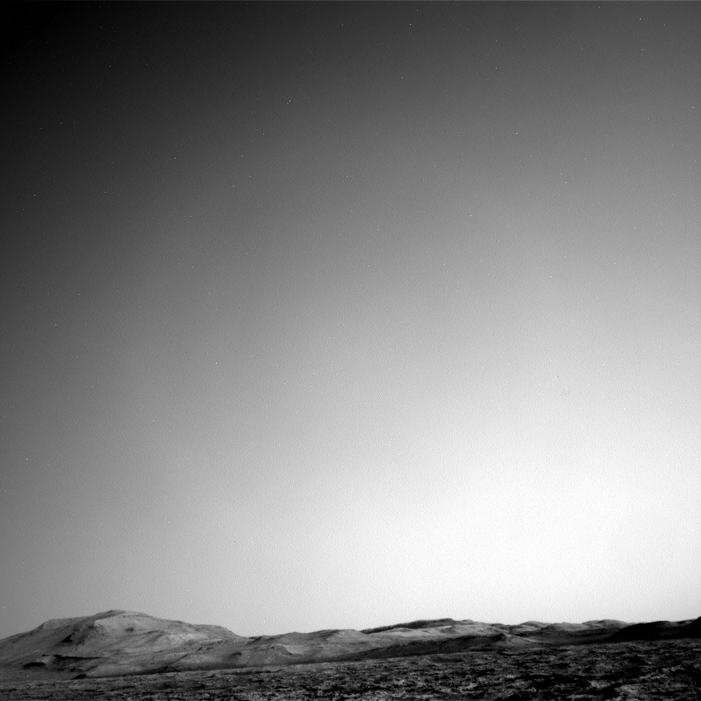 Nasa's Mars rover Curiosity acquired this image using its Right Navigation Camera on Sol 2702, at drive 654, site number 79