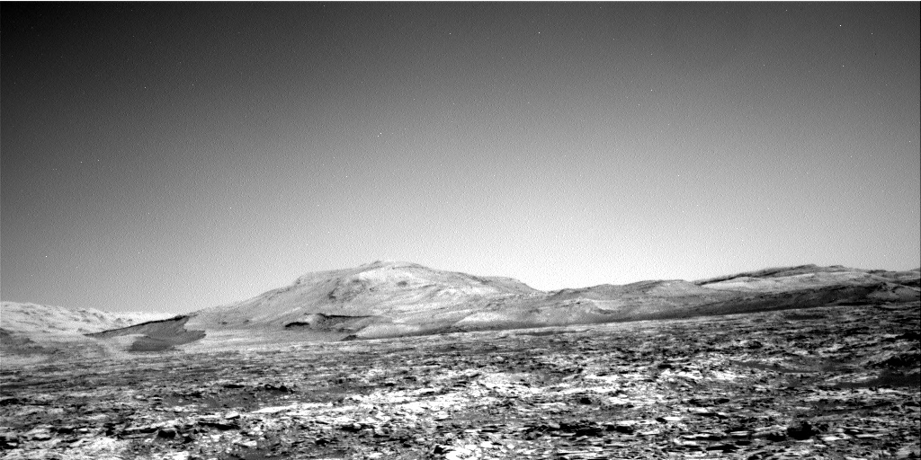 Nasa's Mars rover Curiosity acquired this image using its Right Navigation Camera on Sol 2703, at drive 654, site number 79