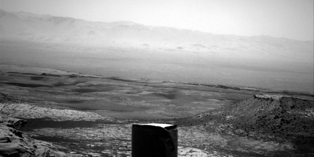 Nasa's Mars rover Curiosity acquired this image using its Right Navigation Camera on Sol 2704, at drive 654, site number 79