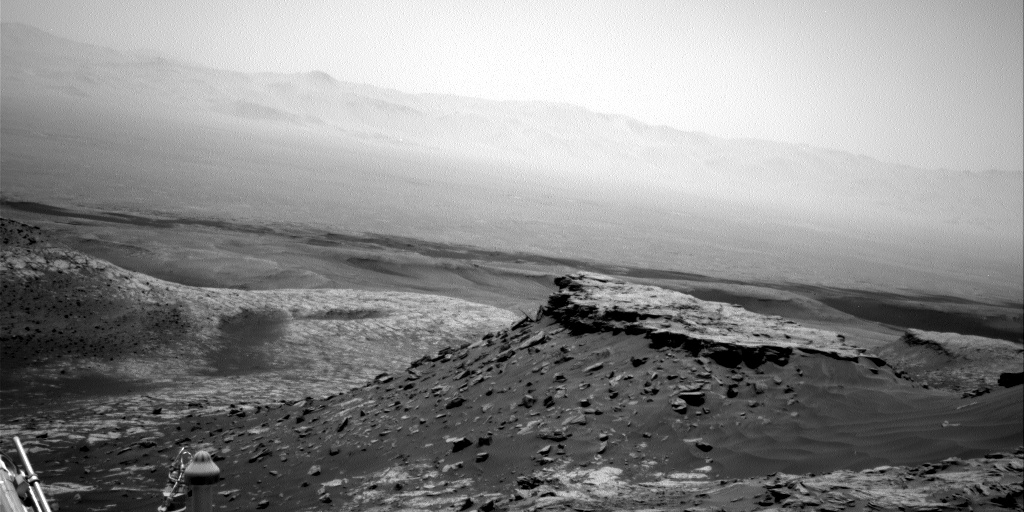 Nasa's Mars rover Curiosity acquired this image using its Right Navigation Camera on Sol 2705, at drive 654, site number 79