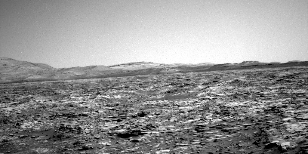 Nasa's Mars rover Curiosity acquired this image using its Right Navigation Camera on Sol 2713, at drive 654, site number 79