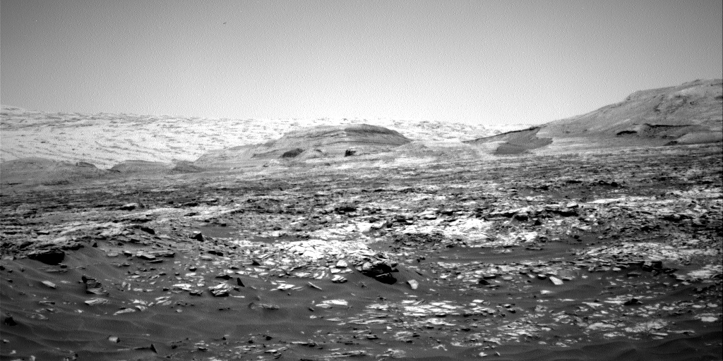Nasa's Mars rover Curiosity acquired this image using its Right Navigation Camera on Sol 2714, at drive 654, site number 79
