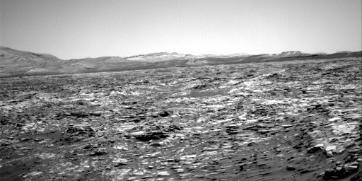 Nasa's Mars rover Curiosity acquired this image using its Right Navigation Camera on Sol 2717, at drive 654, site number 79