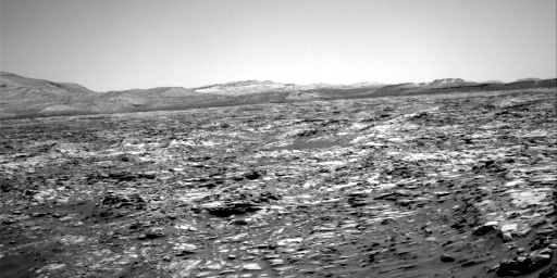 Nasa's Mars rover Curiosity acquired this image using its Right Navigation Camera on Sol 2721, at drive 654, site number 79