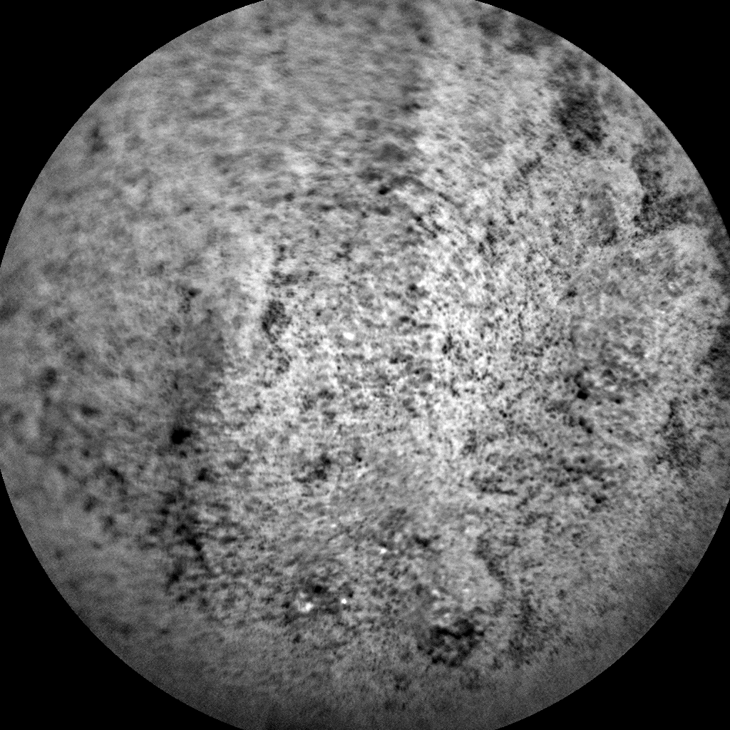 Nasa's Mars rover Curiosity acquired this image using its Chemistry & Camera (ChemCam) on Sol 2722, at drive 654, site number 79