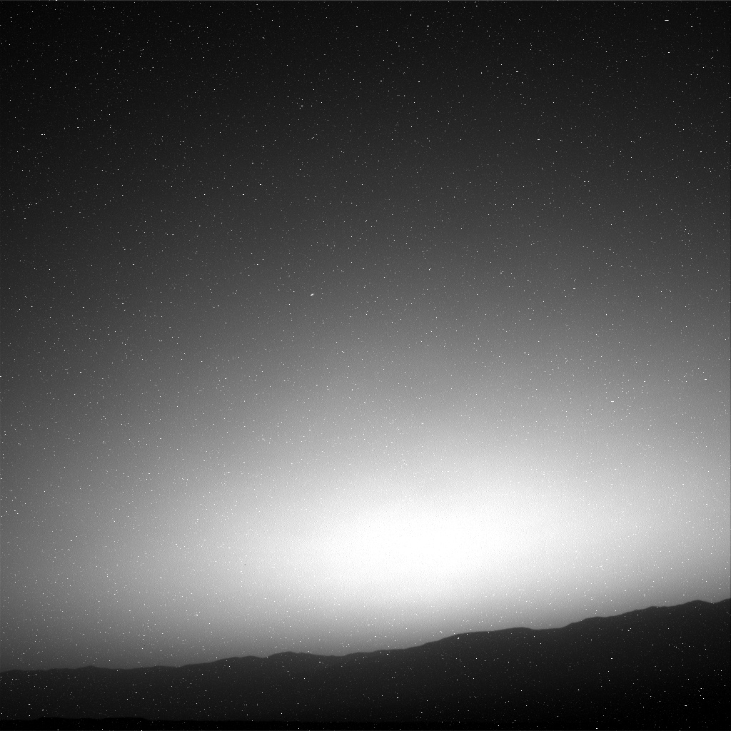 Nasa's Mars rover Curiosity acquired this image using its Right Navigation Camera on Sol 2724, at drive 654, site number 79