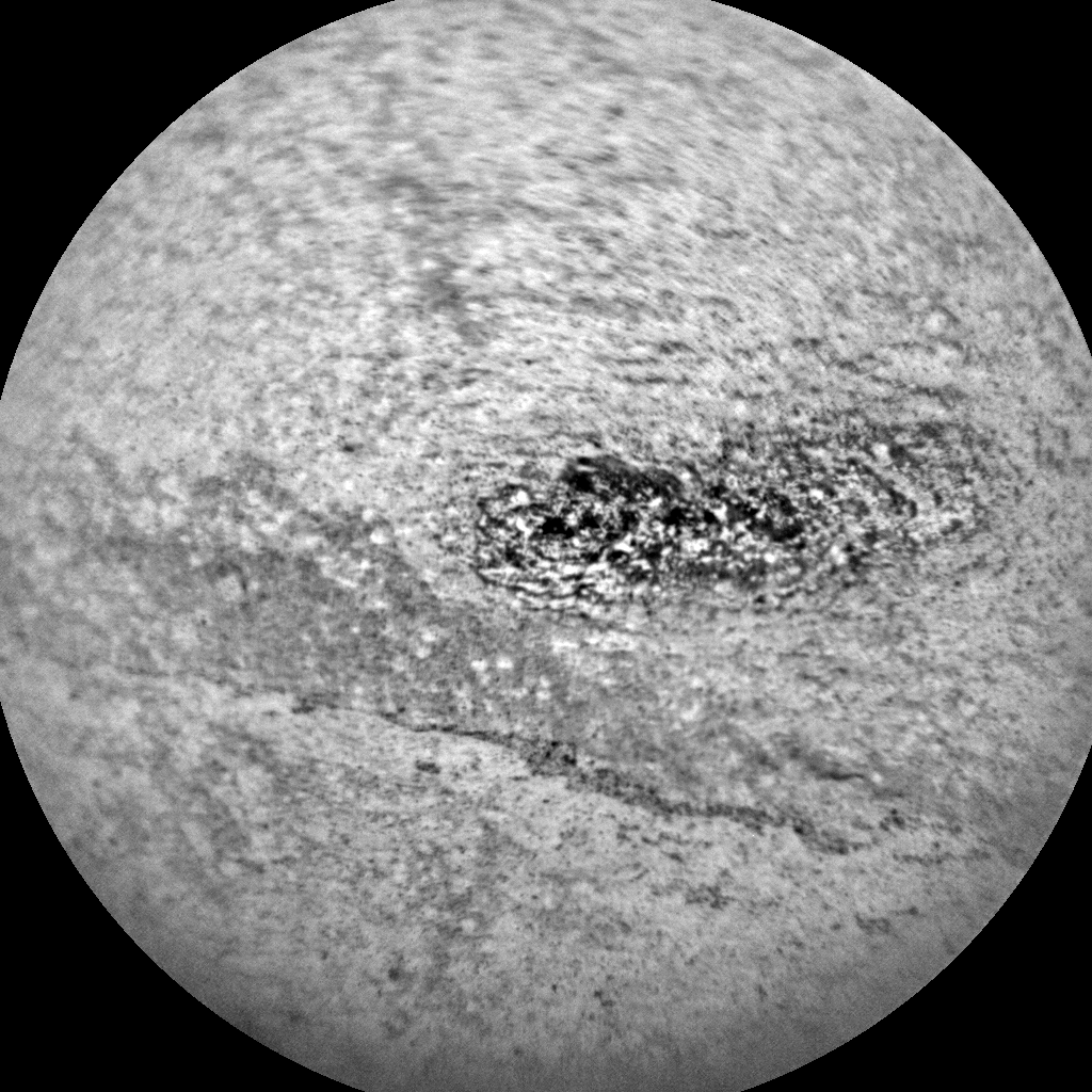 Nasa's Mars rover Curiosity acquired this image using its Chemistry & Camera (ChemCam) on Sol 2724, at drive 654, site number 79
