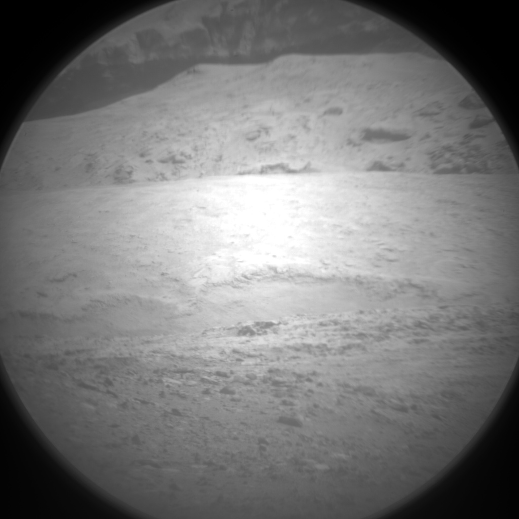 Nasa's Mars rover Curiosity acquired this image using its Chemistry & Camera (ChemCam) on Sol 2725, at drive 654, site number 79