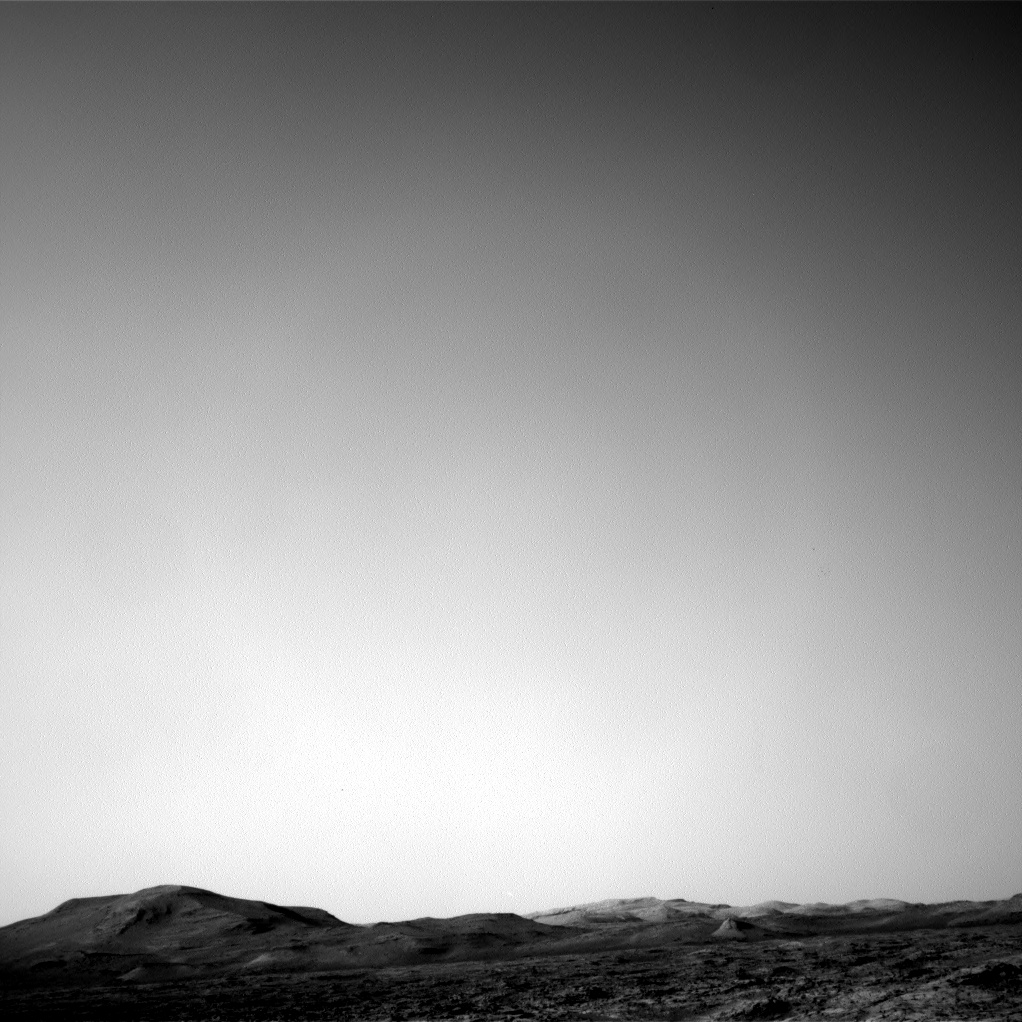 Nasa's Mars rover Curiosity acquired this image using its Right Navigation Camera on Sol 2727, at drive 654, site number 79