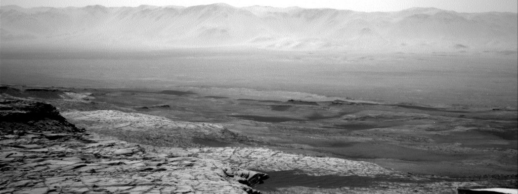 Nasa's Mars rover Curiosity acquired this image using its Right Navigation Camera on Sol 2728, at drive 654, site number 79