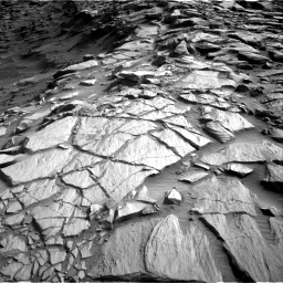 Nasa's Mars rover Curiosity acquired this image using its Right Navigation Camera on Sol 2729, at drive 666, site number 79