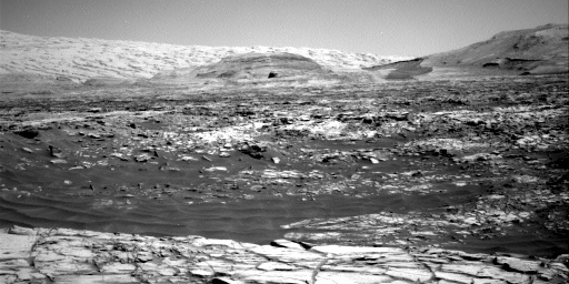 Nasa's Mars rover Curiosity acquired this image using its Right Navigation Camera on Sol 2730, at drive 720, site number 79