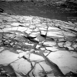 Nasa's Mars rover Curiosity acquired this image using its Right Navigation Camera on Sol 2732, at drive 732, site number 79